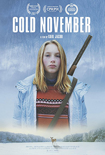 Film Poster for Cold November