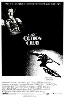 Movie Poster of the Movie The Cotton Club