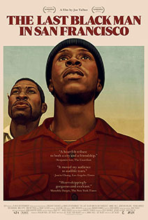 Film Poster Fot The Last Black Man In San Francisco